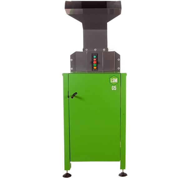 LSM G5 glass crusher