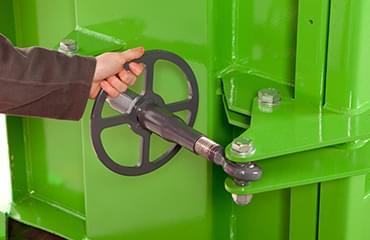 heavy duty door clamp